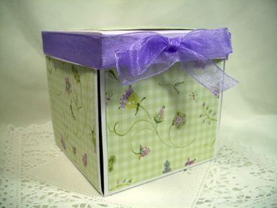Paper Craft Ideas Explosion Box By Janine Blackwelder Mosaic