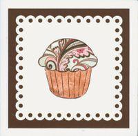 Cupcake card wb