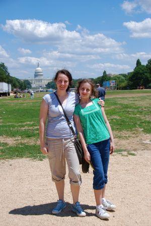 DC sisters cap