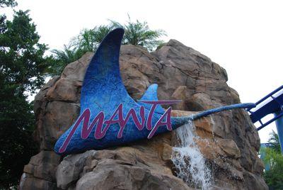 Manta sign