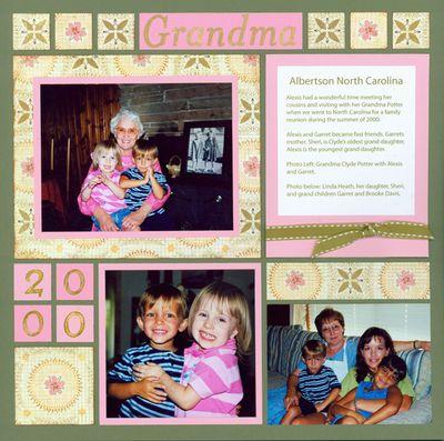 Grandma wb