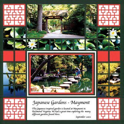 Japanese garden wb