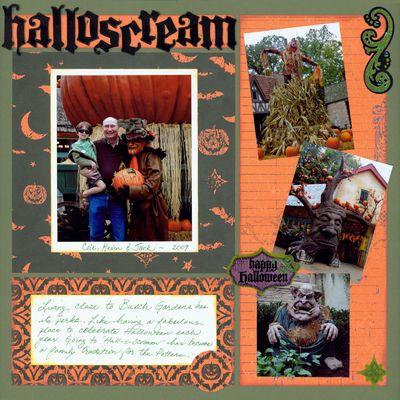 Halloscream 2009wb