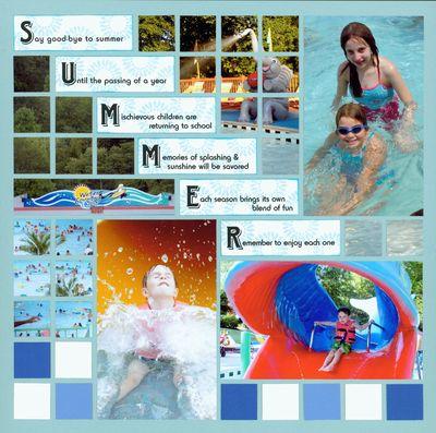 Summer splash wb