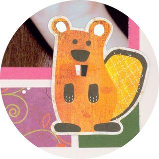 Beaver detail
