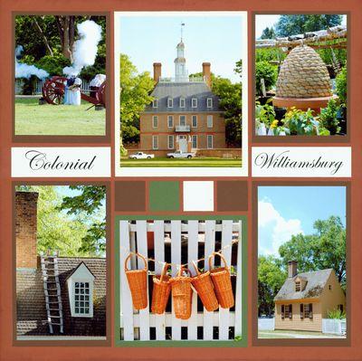 Colonial wmbg p-wb