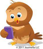 Journella-Ella-texting